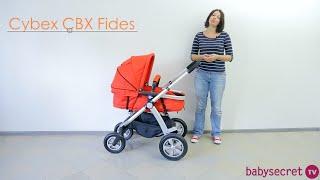 Обзор по коляске трансформеру Cybex CBX Fides