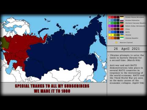 Aftermath - Second Russian Civil War [Alternate Future] Scenario 2