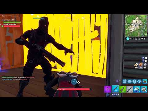 17 Kill game! EPIC FORTNITE CONSOLE BUILDER| Fortnite Battle Royal | Port A Fort