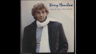 Barry Manilow   -   Read' em and weep ( sub español )