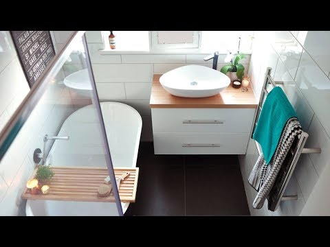 29+ Small Bathrooms, Design Ideas for Tiny Spaces