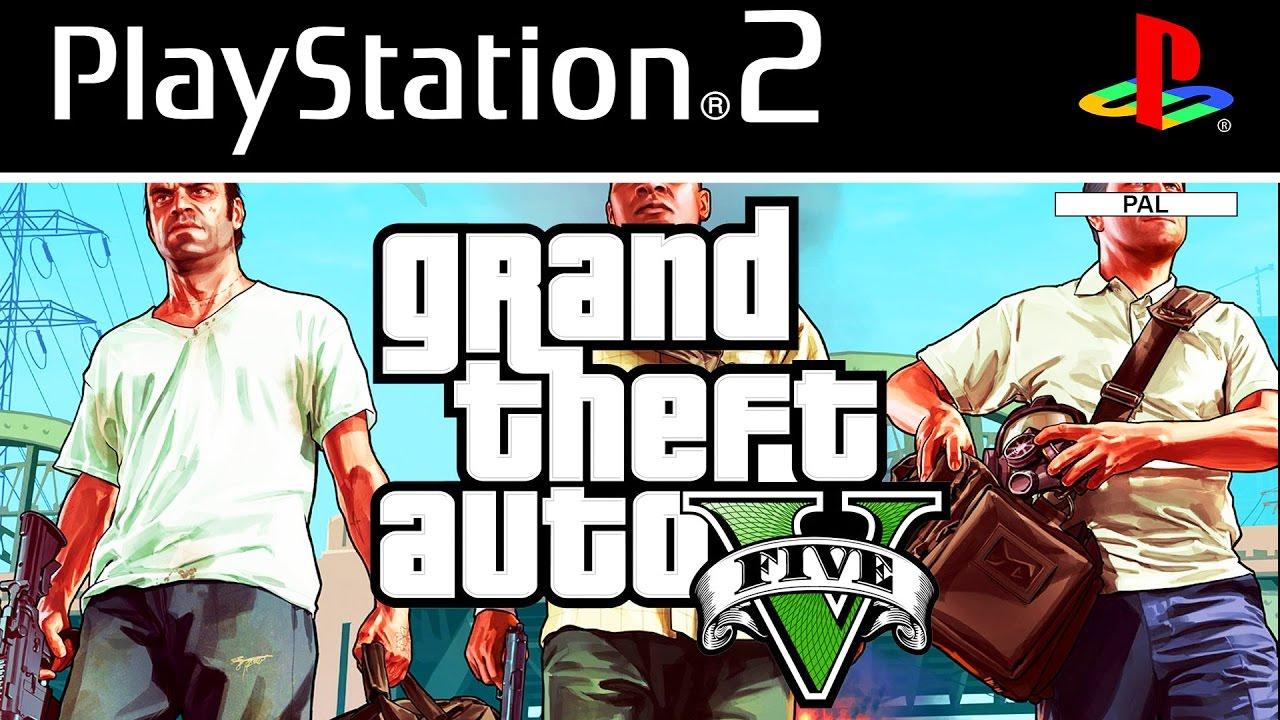 Gta 5 Para Playstation 2 Existe Youtube