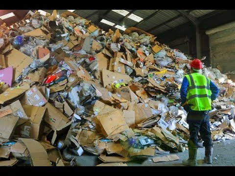 Does your rubbish really get recycled in Australia? Illegal Landfill Investigative Documentary - Pt1