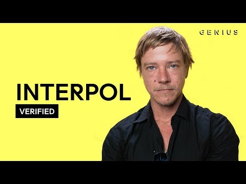 "Interpol ""The Rover"" Official Lyrics & Meaning 