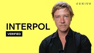 """Interpol """"The Rover"""" Official Lyrics & Meaning 