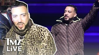 French Montana Out of Hospital, 1 Month bed Rest Awaits | TMZ Live