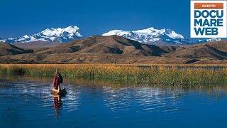Documentario archeologia  Jacques Cousteau - La leggenda del lago Titicaca - La grande avventura del