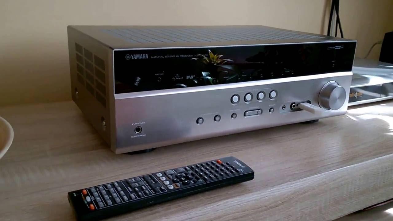 yamaha rx v500d tonsil maestro ii 180 speakers high. Black Bedroom Furniture Sets. Home Design Ideas
