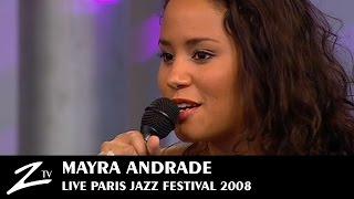Mayra Andrade - Paris Jazz Festival - LIVE 2008