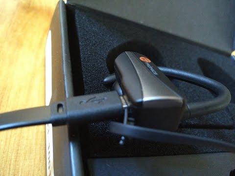 Review - TaoTronics Wireless Sweatproof Sports Headphone TT-BH10