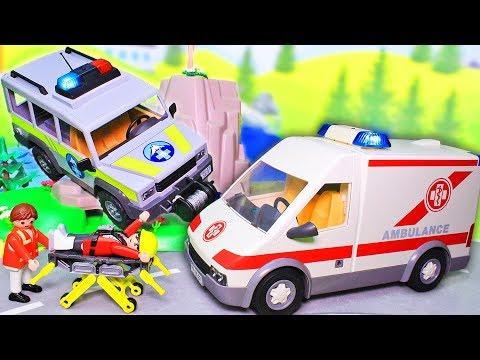 Мультики про машинки для мальчиков. Альпинист. Машинки скорая помощь и спасатели – видео с игрушками