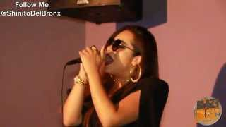 Exclusive Performing By Lumidee @ Evo Lounge Live  #NYC2015