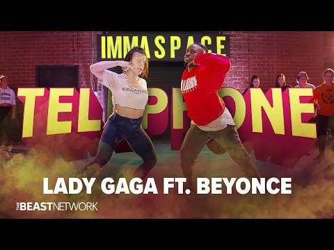 LADY GAGA FT. BEYONCE - TELEPHONE | @janelleginestra & @willdabeast__ Choreography | @immaspace