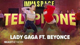 LADY GAGA FT. BEYONCE - TELEPHONE   @janelleginestra & @willdabeast__ Choreography   @immaspace