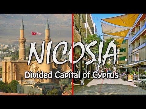 NICOSIA   Lefkosia   Divided Capital Of CYPRUS