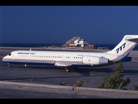 Five Amazing Facts About The Boeing 717