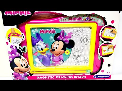 Minnie Mouse Drawing Board Merry Christmas :)
