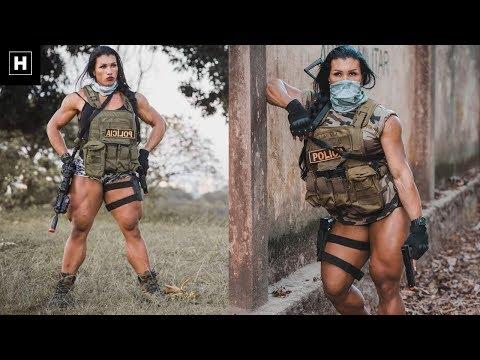 Monster Legs Workout   Alessandra Alvez Lima