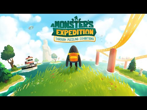 Island Hopping Puzzler A Monsters Expedition First Impression Youtube