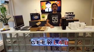 Unboxing Dell Optiplex 3050 SFF   Geeklab