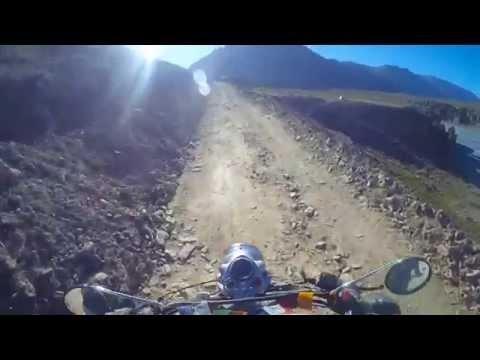 2015 ladakh ride on royal enfield-xiaomi yi