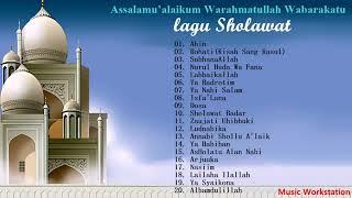 Gambar cover KUMPULAN BEST : Lagu Sholawat Nabi