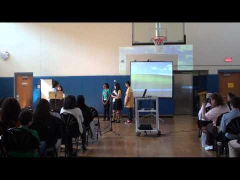 Pioneer Charter School of Science Bee Event Part-1