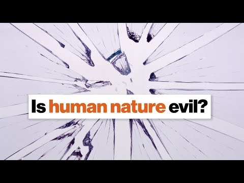 Is Human Nature Evil? Or Is The Violence Of Nature To Blame? | Steven Pinker