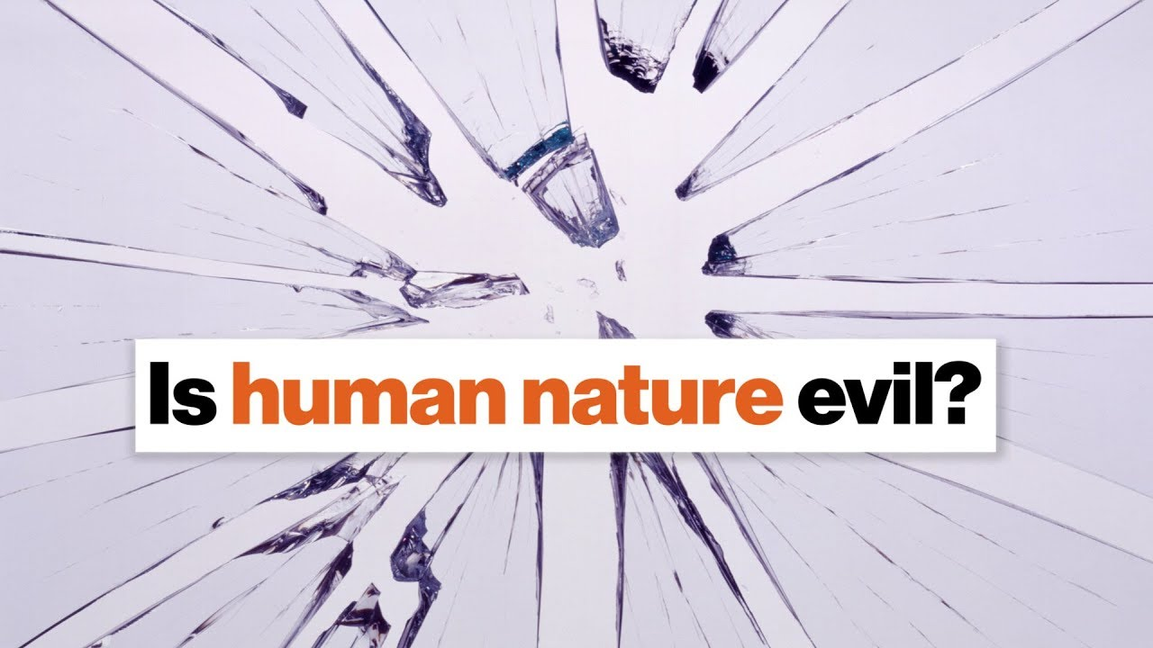 Is human nature evil? Or is the violence of nature to blame? | Steven  Pinker | Big Think - YouTube