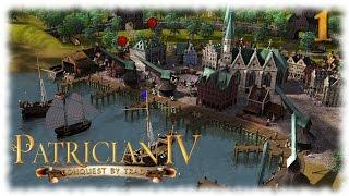 Patrician IV - El Imperio de los Mares. #1 en español