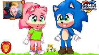 Download Mp3 La Historia De Amy En El Juego De Sonic *muy Triste* 😭😢 | Sonic Heroes #17 Leon
