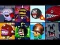 New Super Mario Bros. - All Enemies