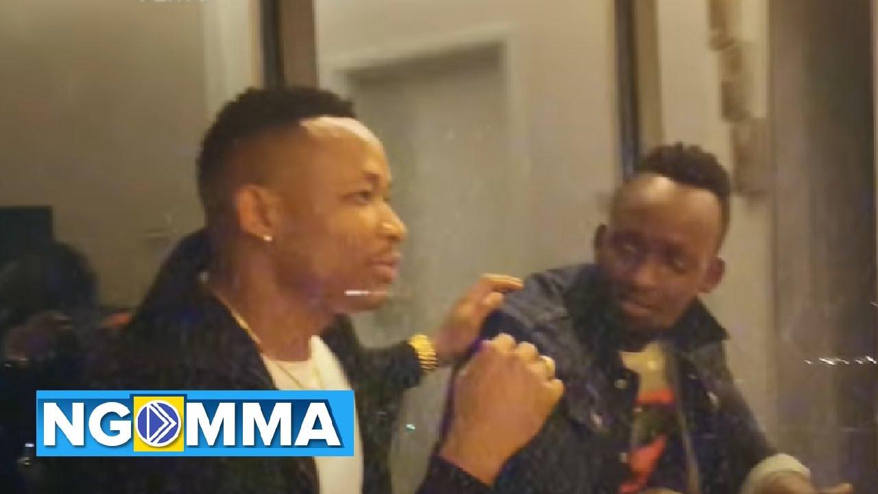 Download Otile Brown x Meddy - Dusuma (official Lyrics Video) sms skiza 7301521 to 811