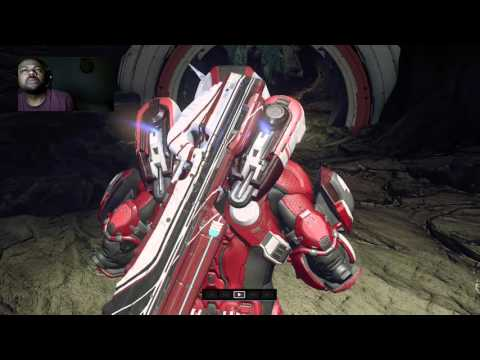 NERD PLAYN - HALO 5 GUARDIANS 11/2/15a From Ed Johnson Presents NERD (Part 5)