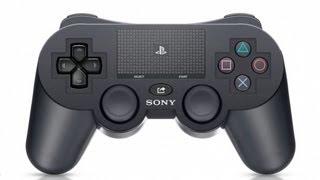 Un apercu de la manette Playstation 4 ?