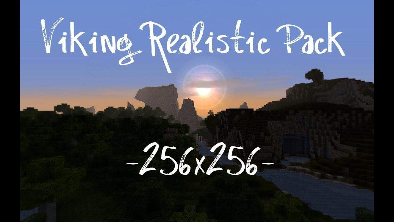 Minecraft Viking Texture Pack TrailerHD YouTube - Minecraft wikinger hauser