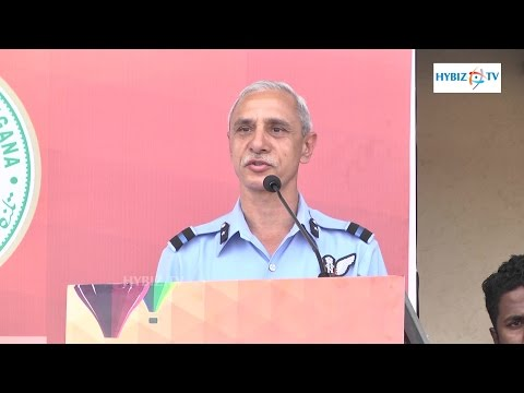 Suresh Badyal Air Commodore Air Force Station Sky Fest 2015