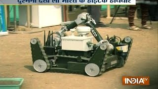 ISRO and DRDO Stalls Biggest Draw on Day One of Pride of India Exhibition - India TV