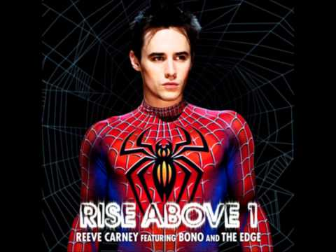 Reeve Carney   Rise Above   Feat  Bono and The Edge