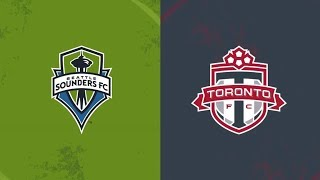 MATCH HIGHLIGHTS | Toronto FC at Seattle Sounders FC - 11/10/19