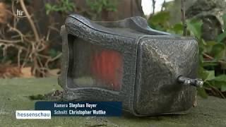 Bronze-Klau auf Friedhöfen
