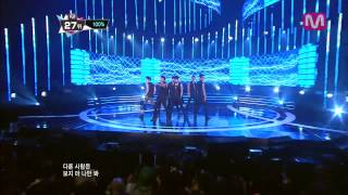100%_Want U Back (Want U Back by 100%@M COUNTDOWN 2013.6.27)