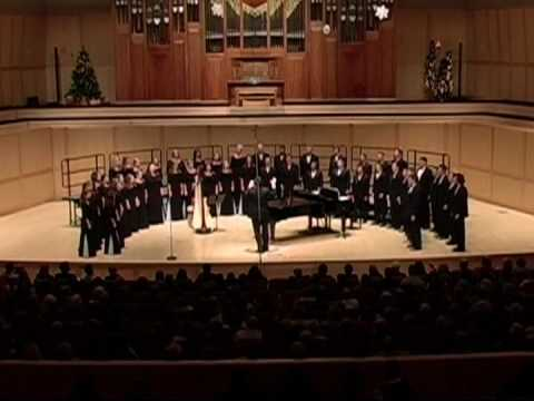 In Silent Night - University of Utah Singers