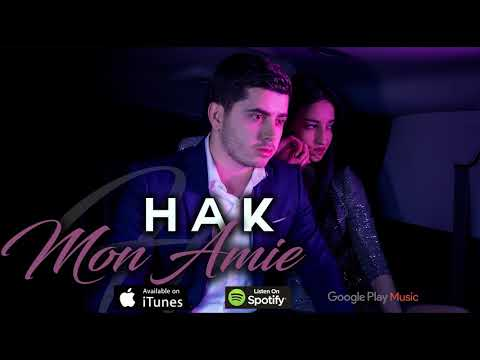 HAK - MON AMIE ( Feat. Tatev Isayan )