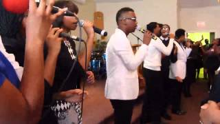 Covered - P&W Set - Only You are Holy/Draw Me Close to You (Youth Day at Ruth SDA)
