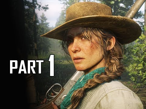 Red Dead Redemption 2 Walkthrough Gameplay Part 1 - FIRST TWO HOURS!!! Chapter 1 (RDR2 Lets Play)