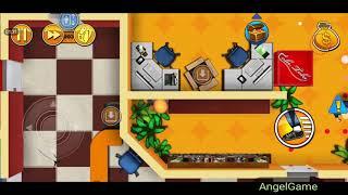 Robbery Bob - Bonus Chapter (EXTRA) Level 14 Gameplay Video
