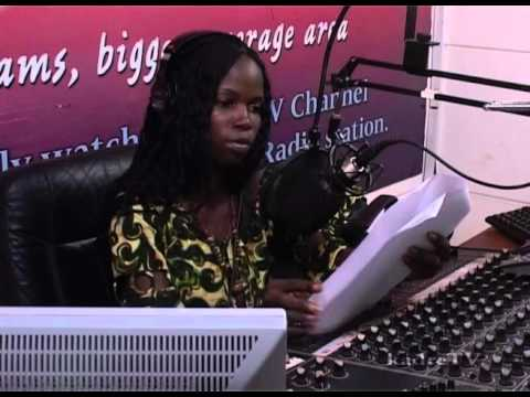 Monrovia, Liberia radio and TV inside
