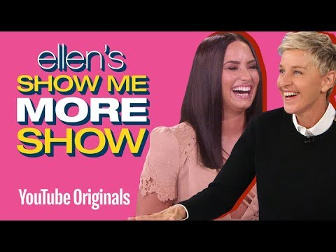 Too Hot for TV: Demi Lovato and Ellen Play 5 Second Rule