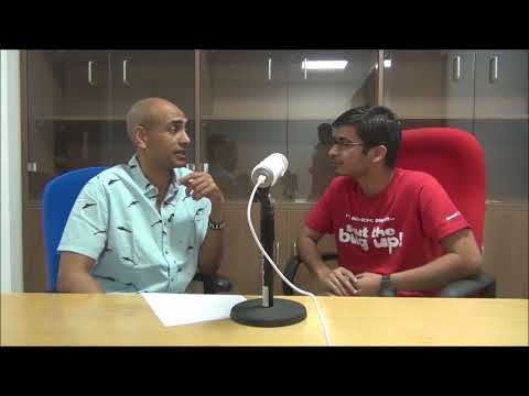 Interview of First Year IIT Gandhinagar Student